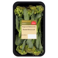 Regional Food Jersey Bellaverda Sweet Stem Broccoli