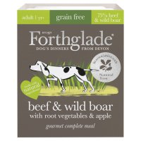Forthglade Beef & Wild Boar