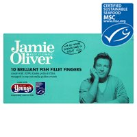 Jamie Oliver 10 brilliant fish fillet fingers
