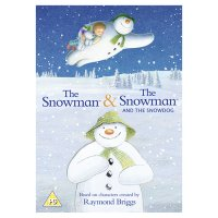The Snowman & The Snow Dog DVD