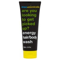 Manatomicals energy hair/body wash