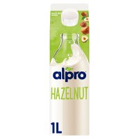 Alpro chilled hazelnut milk