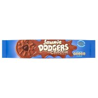 Choccie Dodgers double chocolate