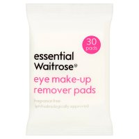 essential Waitrose eye make-up remover