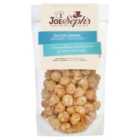 Joe & Seph's caramel with sea salt popcorn