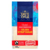 Tate & Lyle golden syrup sugar