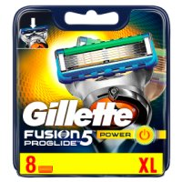 Gillette Fusion ProGlide Power Razor Blades 8 count
