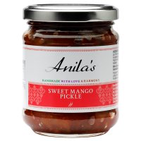 Anila's sweet mango pickle