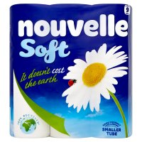 Nouvelle Soft Recycled Toilet Tissue