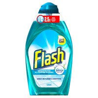 Flash liquid gel cotton fresh