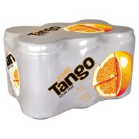 Tango Orange Sugar Free
