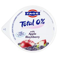 Fage Total 0% with Apple Blackberry