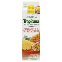 Tropicana pineapple & passionfruit