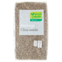 Waitrose LOVE Life Chia Seeds