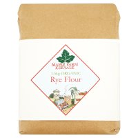 Maple Farm Organic rye flour