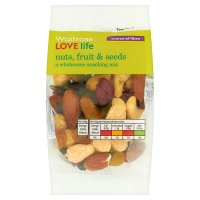 Waitrose LOVE Life nuts, fruit & seeds