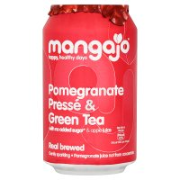 Mangajo pomegranate pressé & green tea