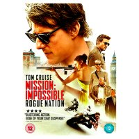 DVD Mission Impossible 5 Rogue Nation
