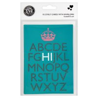 Keep Calm ABC cards