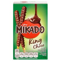 Mikado king chocolate biscuits