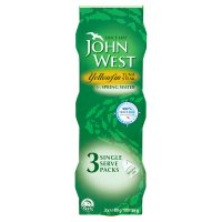 John West yellowfin tuna in spring water, 3 pack