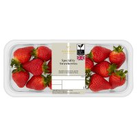 Waitrose British speciality strawberries