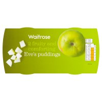 Waitrose 2 Eve's puddings