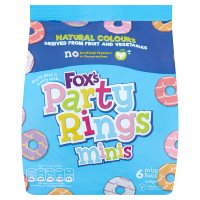 Fox's mini party rings