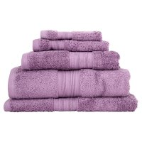 Waitrose Home Egyptian cotton thistle face cloth