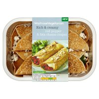 Waitrose Red Pepper & Feta Cheese Crepes