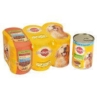 Pedigree meaty meals in jelly