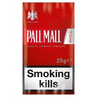 Pall Mall Virginia tobacco