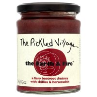 The Pickled Village, the earth & fire