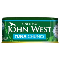 John West Tuna Chunks in Brine