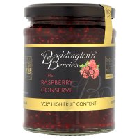 Boddington's Berries raspberry conserve