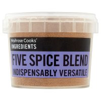 Waitrose Cooks' Ingredients five spice blend