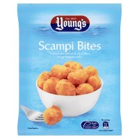 Young's scampi bites
