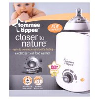 Tommee Tippee nature btle & food warmer