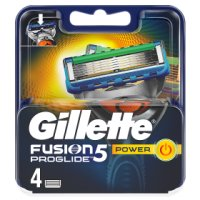 Gillette Fusion ProGlide Power Razor Blades 4 count
