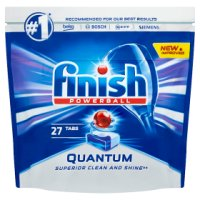 Finish Quantum, 30 dishwasher tablets