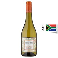 Coral Tree, Sauvignon Blanc Semillon, South African, White Wine