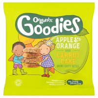 Organix Goodies Organic Mini Oaty Bites (pack of 14)
