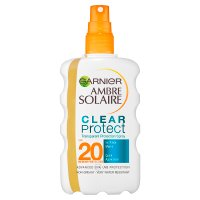 Ambre Solaire SPF20 clear protect+ spray