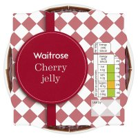 Waitrose cherry jelly