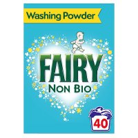 Fairy Non-Bio Washing Powder 40 Washes