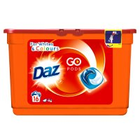 Daz Regular Washing Capsules 16 Washes