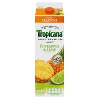 Tropicana Juice Pineapple and Lime