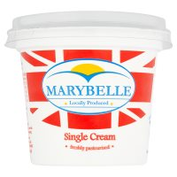 Marybelle single cream