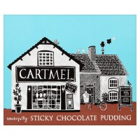 Cartmel Sticky Chocolate Pudding