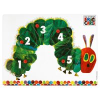 The Very Hungry Caterpillar Peg Puzzle